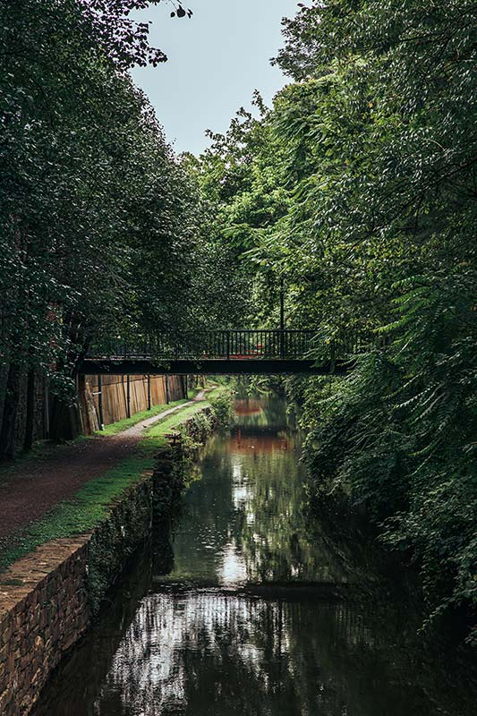 New Hope, PA Canal